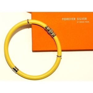 Forever Silver Necklace by Erwin Pearl
